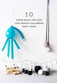 Fall Halloween Party Ideas 10 super quick and easy last minute halloween party ideas fall