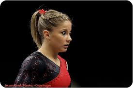 gymnastics picture hair style spiderweb hairstyle for gymnastics 47805 gymnastics hairs