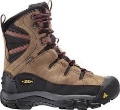 keen summit county 450g waterproof winter boots for men lyst