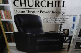 costco deal synergy home furnishings monica recliner recliner frugal hotspot part 3