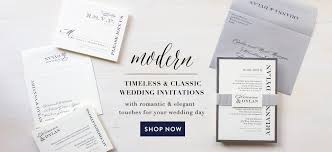 Paper For Wedding Invitations Beacon Lane Customizable Wedding Invitations Home