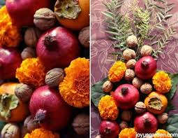 thanksgiving centerpiece ideas with elements