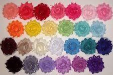 flowers for headbands shabby flowers multi purpose craft supplies ebay