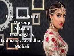 makeup artist in freelance bridal makeup artist in chandigarh ludhiana jalandhar