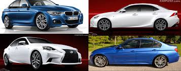 lexus is250 f sport vs bmw 328i just revealed 2014 lexus is f sport compared to bmw f30 3 series m