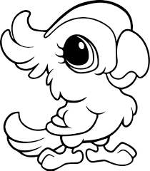 animals coloring pages printable coloring pages baby animal coloring
