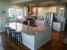 image result for small u shaped kitchen with island kitchens