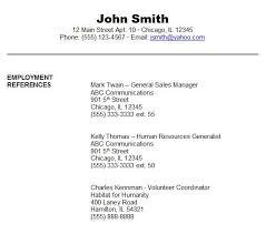 job reference format sample format