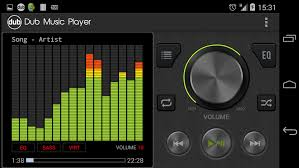 android audio player dub player equalizer is a great looking android audio player