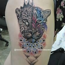 jaguar tattoo meaning 1