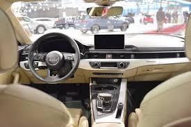audi dashboard a5 2017 audi a5 sportback dashboard third image at 2017 vienna auto