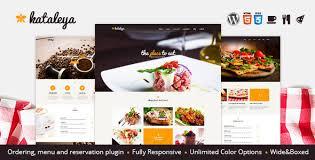 themes wordpress restaurant free 20 splendid entertainment wordpress premium themes designcoral