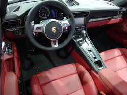 convertible porsche red porsche red leather interior porsche boxster leather interiors