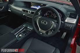 lexus gs 350 performance 2013 lexus gs 350 f sport review video performancedrive