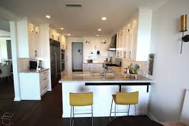 Transitional White Kitchen - orange county kitchen home remodeling project portfolio kitchen