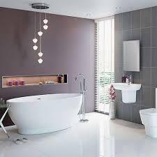 Purple And Gray Bathroom - 35 awesome bathroom design ideas for creative juice