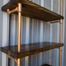 Industrial Pipe Bookcase Industrial Bookshelf Industrial Envy Llc