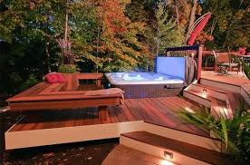 Pergola Deck Designs by Backyard Deck Ideas U2013 Bowhuntingsupershow Com