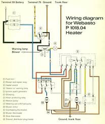 webasto thermostat wiring diagram webasto free wiring diagrams