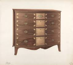 furniture from the index of design