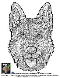 dog coloring pages online 631 best colouring cats dogs zentangles images on