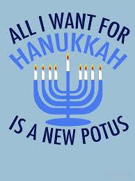 hanukkah menorah anti hanukkah menorah unisex t shirt by elishamarie28 redbubble
