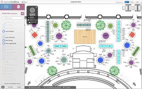 tech social tables seating software evntiv evntiv