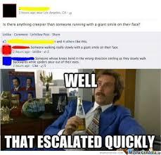 Boy That Escalated Quickly Meme - meme center largest creative humor community memes dankest