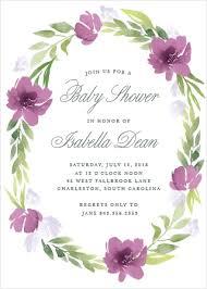 baby girl invitations baby shower invitations for basic invite