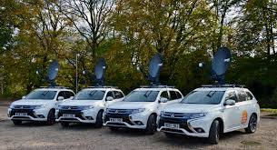 mitsubishi mauritius itv tunes into the benefits of the mitsubishi outlander phev