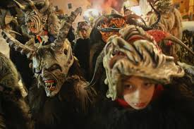 Krampus Costume Krampus The Christmas Devil Is Coming To More Towns So Where U0027s He