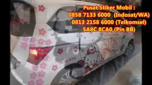 0815 7195 825 indosat wa grosir stiker mobil kitty jual