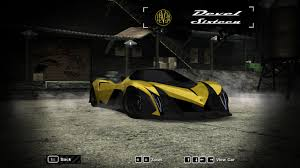 devel sixteen top speed need for speed most wanted various devel sixteen prototype nfscars