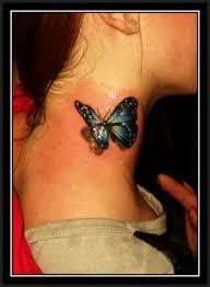 mariposa tatuajes piercings