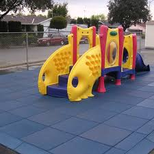 safety mats for playgrounds are a great way to protect your