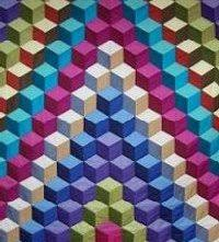 tumbling block quilt pattern free with quilt