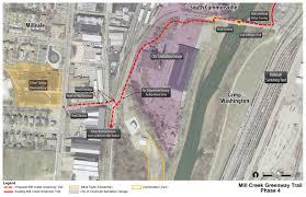 Map Of Cincinnati Greenways U2014 Groundwork Cincinnati