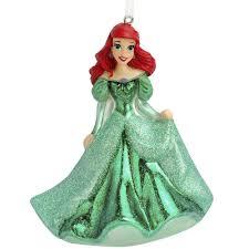 ariel princess glass ornament bronner s