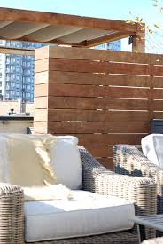 upper deck roof deck urban garden landscape design fall
