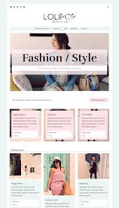 Shabby Chic Website Templates by 90 Beautiful Feminine Wordpress Themes For Women