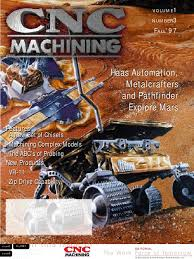 haas cnc magazine 1997 issue 3 fall pdf steel computer aided