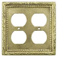 restoration hardware light switch plates vintage hardware lighting victorian decorative double gang