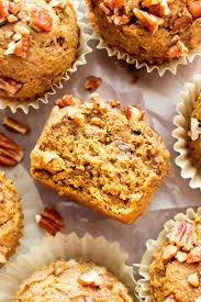 gluten and dairy free thanksgiving recipes gluten free maple pecan pumpkin muffins gf vegan dairy free