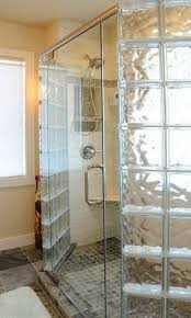 glass block designs for bathrooms glass bricks bathroom bathrooms glass block showers small