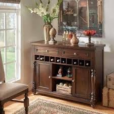 Buffet With Hutch Furniture Sideboards U0026 Buffets Kitchen U0026 Dining Room Furniture The Home
