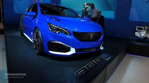 peugeot supercar peugeot 308 r hybrid is a rare mix between supercar and hatch