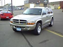 2001 Dodge Durango Interior 2001 Dodge Durango Slt Plus Youtube