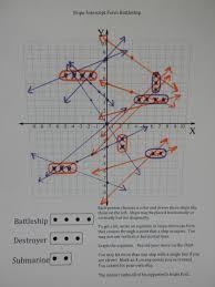 Graphing Linear Functions Worksheet Pdf I Is A Number Slope Intercept Form Battleship