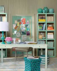 Pic Of Peach And Green Color Bedroom Paint Palettes We Love Martha Stewart