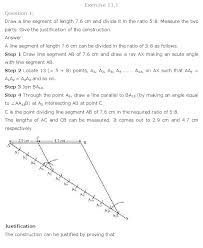 ncert solutions for class 10th maths chapter 11 u2013 constructions